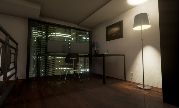 Smart Apartment - Night 6