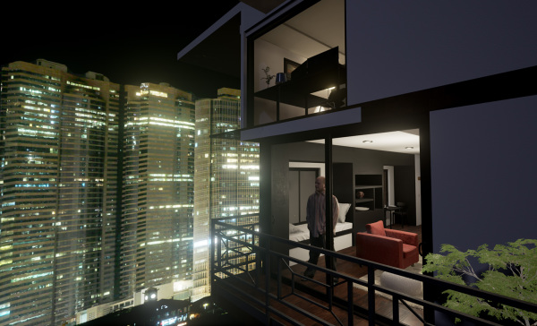 Smart Apartment - Night 7