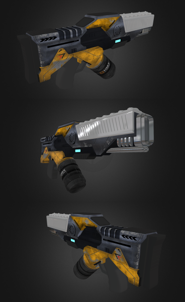 Plasma Rifle
