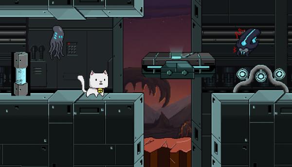 Catscape - Level MockUp