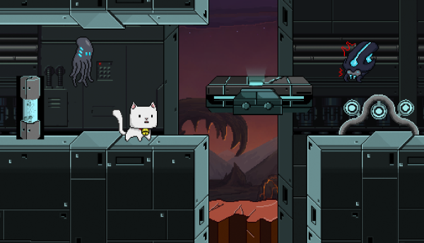 Catscape - Level MockUp