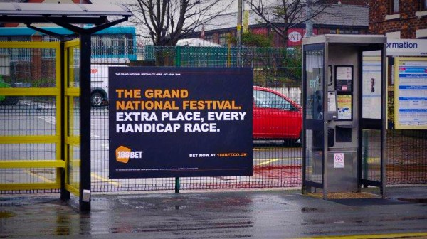 Bet 188 Campaign- Aintree 2016