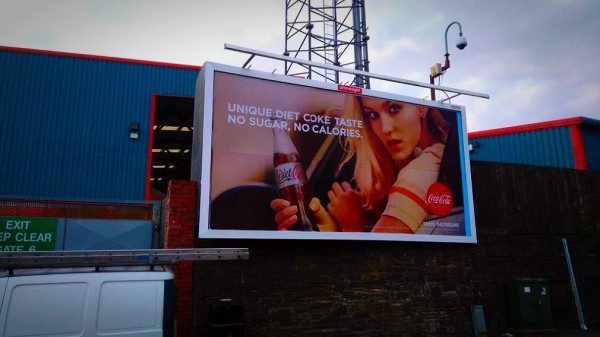 Primesight panel - Rochdale