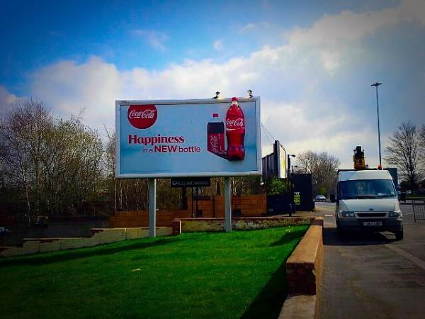 Coca Cola Campaign 2011
