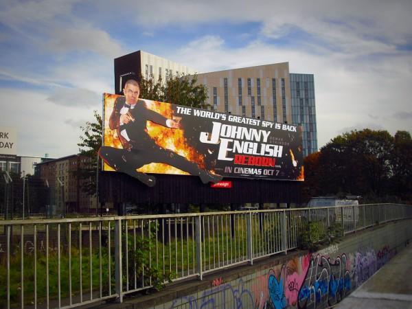 Jonny English Campaign 2011
