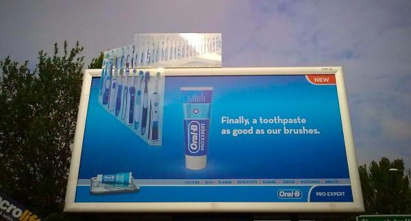 Oral B Campaign 2011