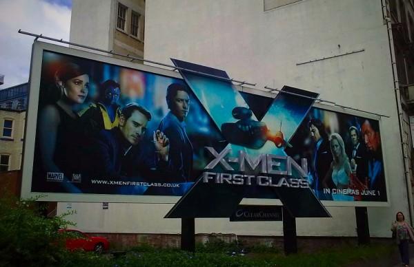 X-men Campaign 2011