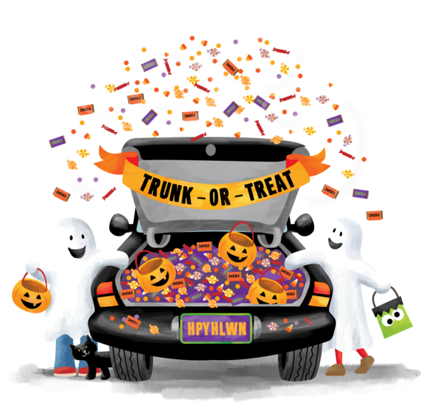 ANNUAL PTA TRUNK OR TREAT