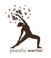 Peaceful Warrior logo