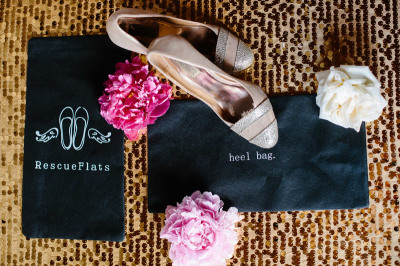 Rescue Flats! The coolest add-on to any wedding reception!