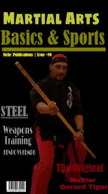 News Magazine Cover