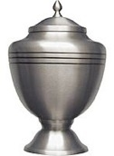 Classic Pewter Chalice