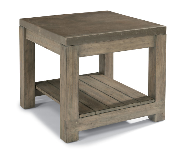 Keystone Lamp Table