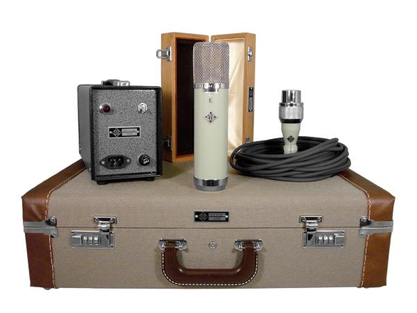Telefunken Elektroakustik Diamond Series Microphones