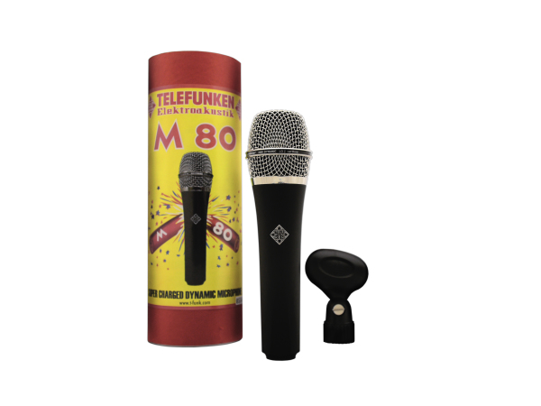 Telefunken Elektroakustik Dynamic Microphones