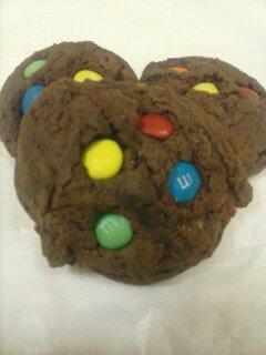 Chocolate M&Ms