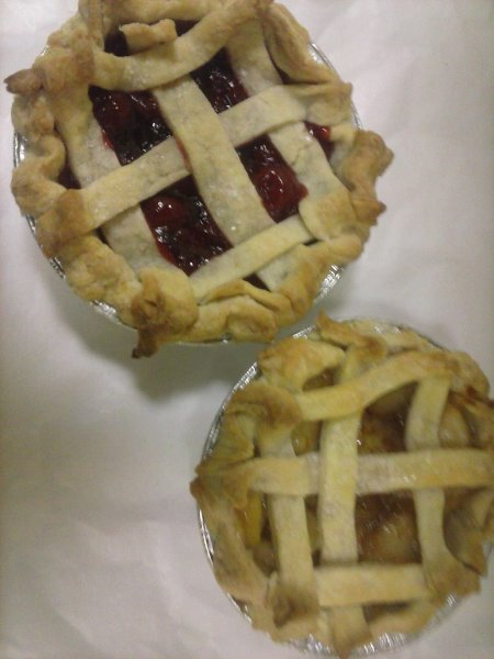 Holiday Pies & Tars