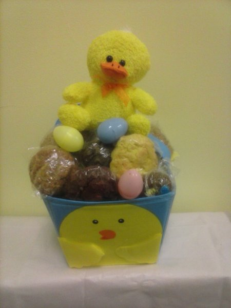 Easter Gift Hats/Baskets