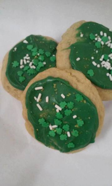 Specialty Holiday Cookies