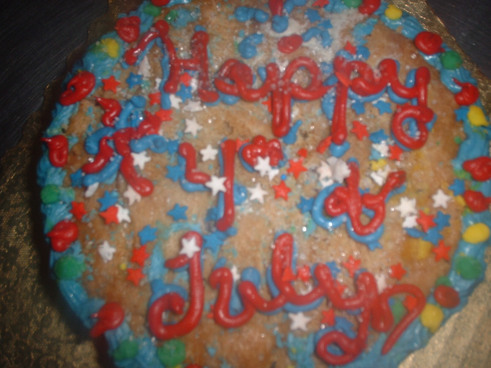 Cookie Pizzas