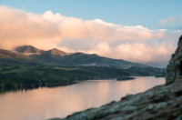Horsetooth Reservoir Sunrise