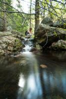Arthur's Rock Lory State Park Trail