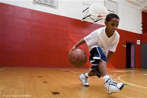 Youth Basketball Developement