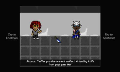 Nomad's Origin Story