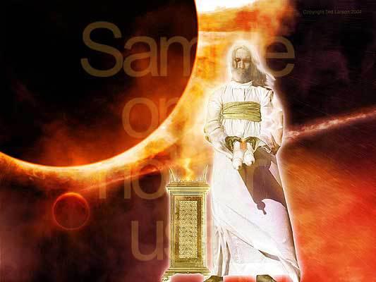 Visions, prophecy, Revelation, End Times, Jesus