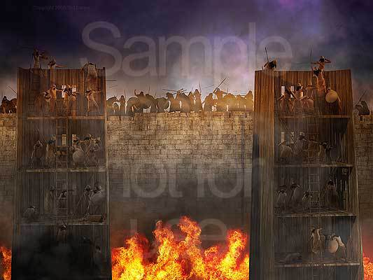 Siege, Jerusalem, Nebuchanezzar, prophecy