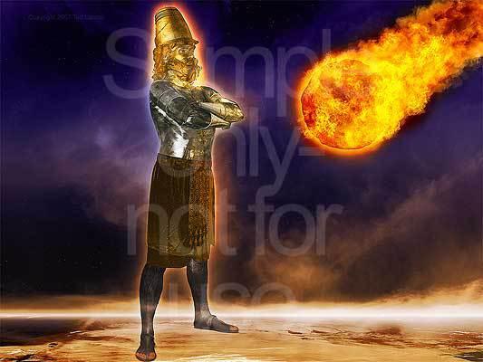 Daniel, prophecy, G-D, last days, four empires