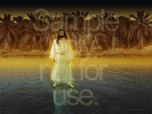 Daniel, Tigris river, Jesus, angel, messiah, prophecy