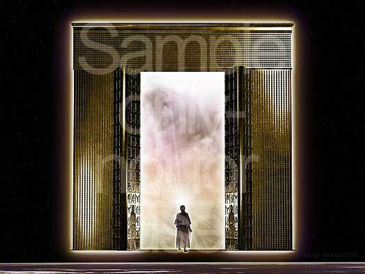 Door to Heaven, John, Revelation, prophecy, G-D