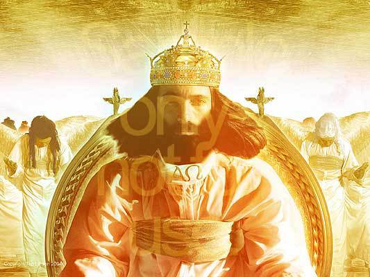 Jesus, King of Kigs, Alpha and Omega, Lord of Lords, Revelation, prophecy