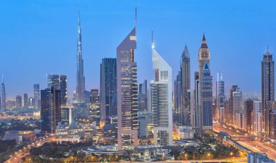 Dubai! GRG SC Roundtable