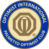 Logo for Palmetto Optimist Club