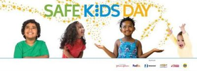 logo for Safe Kids Day