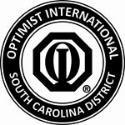 Logo for South Carolina District of Optimist International