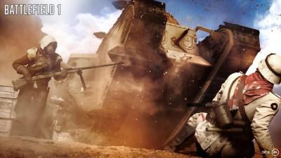 'Battlefield 1' leva série de games de tiro para a Primeira Guerra Mundial