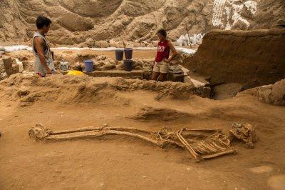 A história dos filisteus poderia ser reformulada por antigo cemitério descoberto.