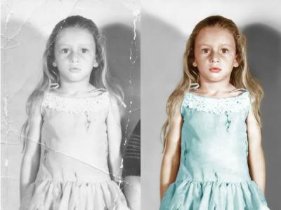 Photoshop: como colorir fotos preto e branco