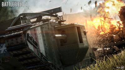 Assista ao primeiro trailer da campanha single-player de Battlefield 1