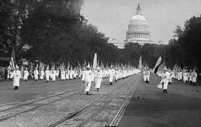 Como o Partido Democrata criou a KKK e também lutou pela segregação?