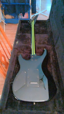prototype,guitar,custom guitar,electric guitar,chaos inc,dave mustaine,megadeth,metallica,slayer,kerry king,jeff henniman,death,
