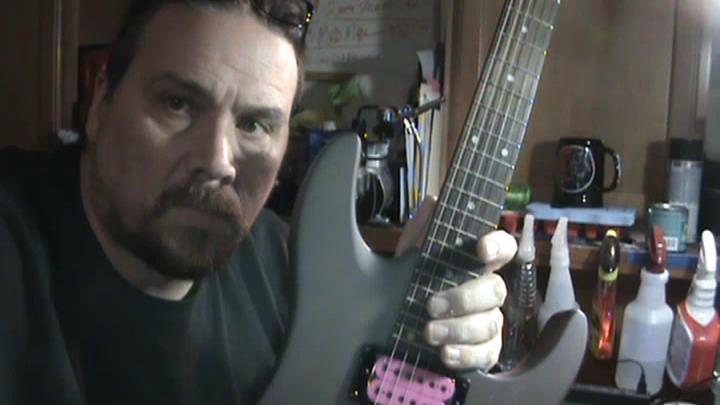 Guitar Tech Tuesday - Episode Two - Pickup Swap