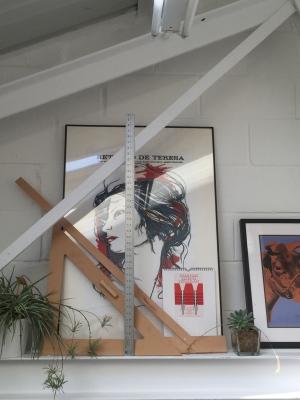 Lisa Yau-Alfredson at Studio at Thames Side Studios, London
