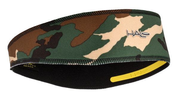Halo II Bandana Camuflaje Verde