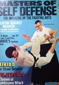 Shihan Richard Bowe and Sensei Jose Garrido Aikido School of Self Defense - Jigoku Dojo