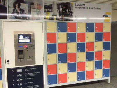 Metro Antwerp, BE