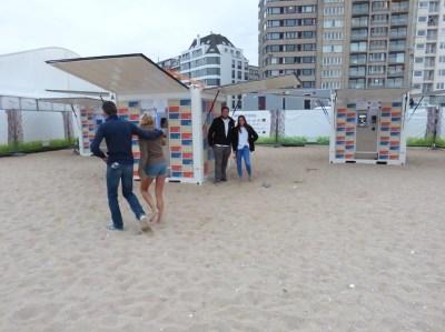Ostend Beach 2016